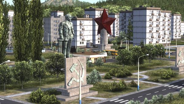 Obrázek ze hry Workers & Resources: Soviet Republic slovenské studie 3DIVISION - Sputnik Česká republika