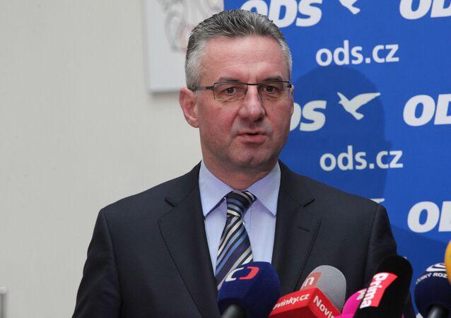 Eurposlanec Jan Zahradil