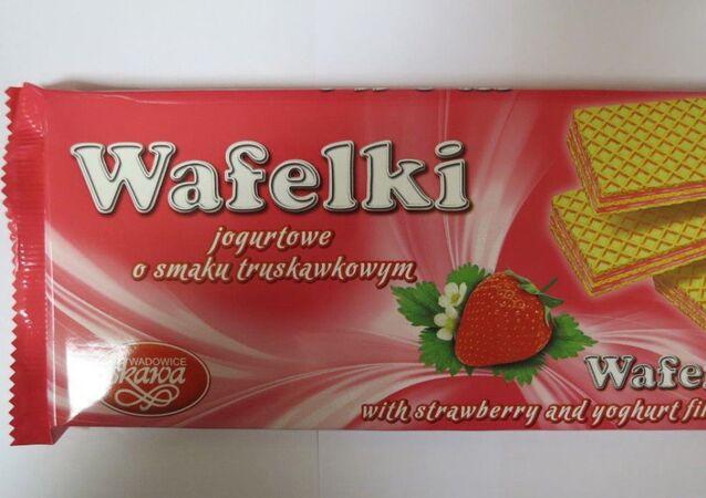 Polské oplatky