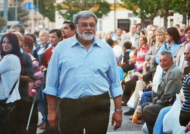 SenátorJaroslav Doubrava