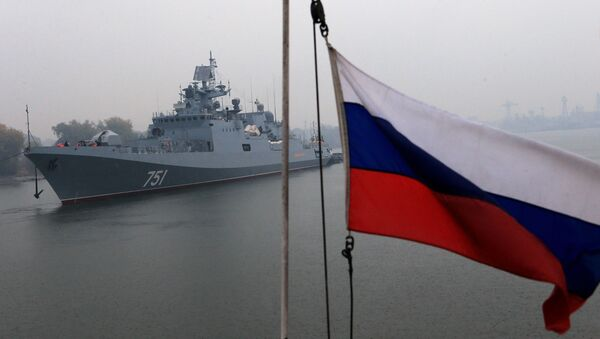 Admirál Essen - Sputnik Česká republika