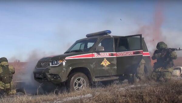 """Podívejte se na ty nejlepší """"strážce pořádku"""" v soutěži Army 2019 - Sputnik Česká republika"""