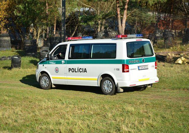 Policie SR