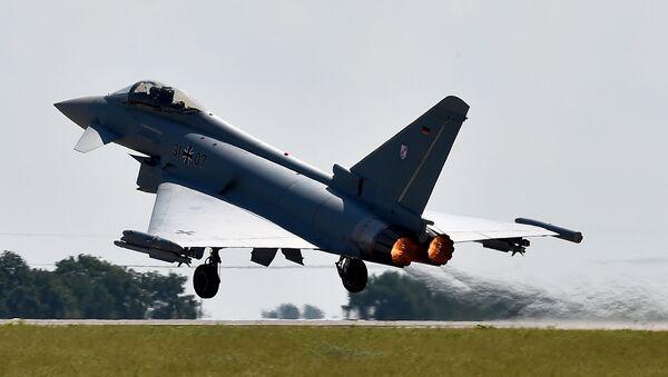 Eurofighter - Sputnik Česká republika