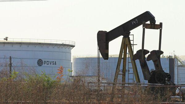 Těžba ropy. Ilustrační foto - Sputnik Česká republika