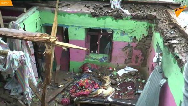 V Indii byla zabita matka a dvě děti po ostřelování v Kašmíru - Sputnik Česká republika
