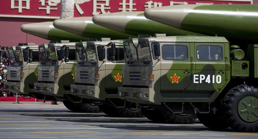 Čínské rakety