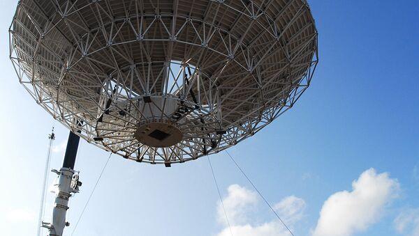MUOS. Ilustrační foto - Sputnik Česká republika