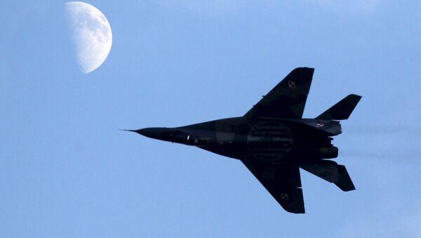 Polský stíhací letoun MiG-29 - Sputnik Česká republika