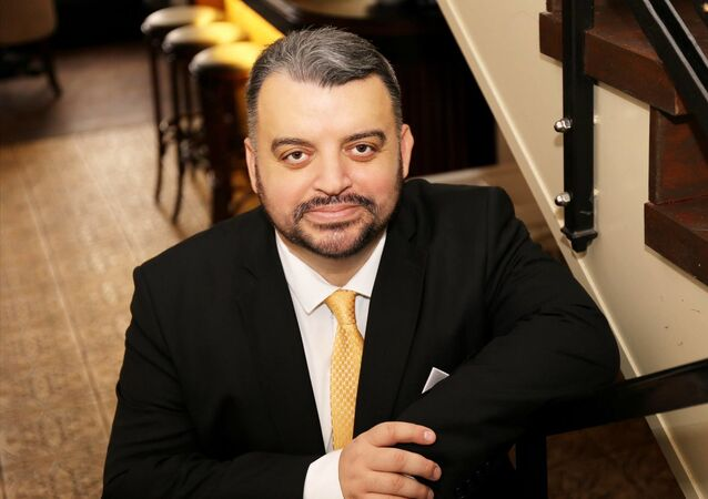 Кандидат в президенты Словакии Эдуард Хмелар