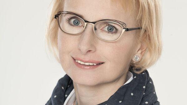 Česká politička Kateřina Konečná (KSČM) - Sputnik Česká republika