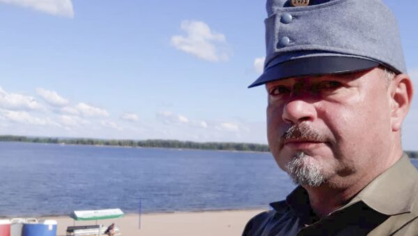 Cestovatel a blogger Ladislav Větvička - Sputnik Česká republika