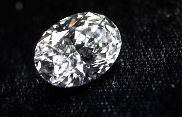 Diamant společnosti Alrosa - Sputnik Česká republika