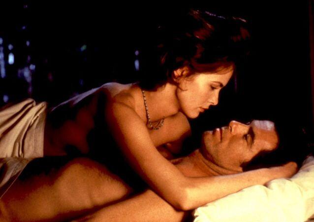 Záběr z filmu Zlaté oko