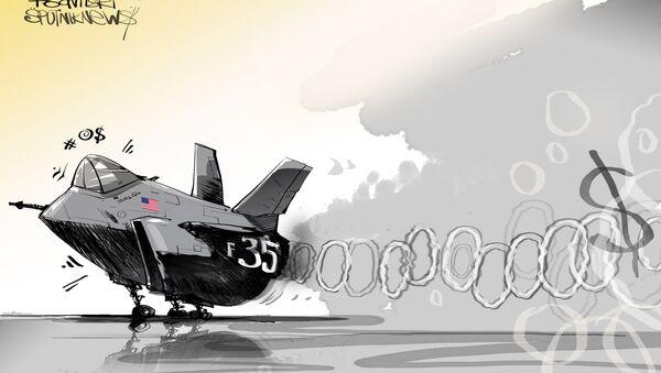 Zbytečné výdaje Pentagonu - Sputnik Česká republika