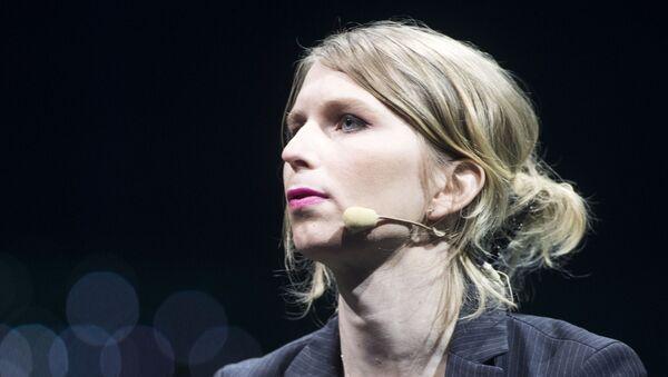 Občanská a politická aktivistka Chelsea Manningová - Sputnik Česká republika