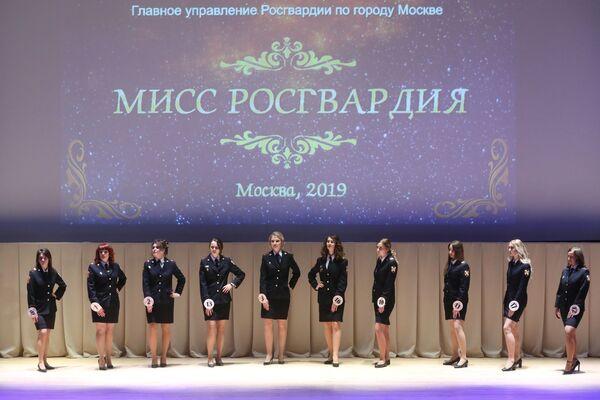 To budete koukat! V Rusku proběhla soutěž o nejkrásnější sloužící Národní gardy - Sputnik Česká republika