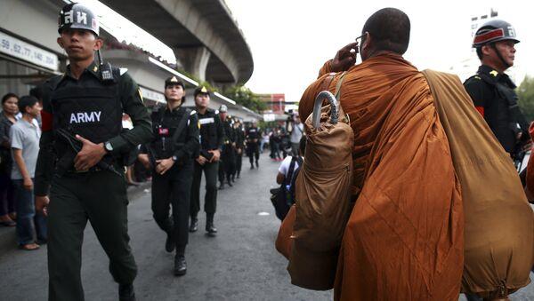 Policie Thajska - Sputnik Česká republika