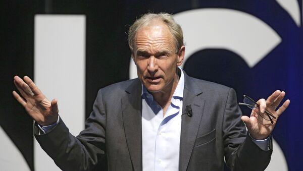 Tim Berners-Lee - Sputnik Česká republika
