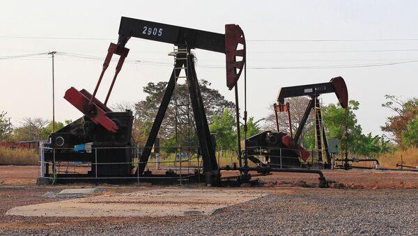 Těžba ropy ve Venezuele - Sputnik Česká republika