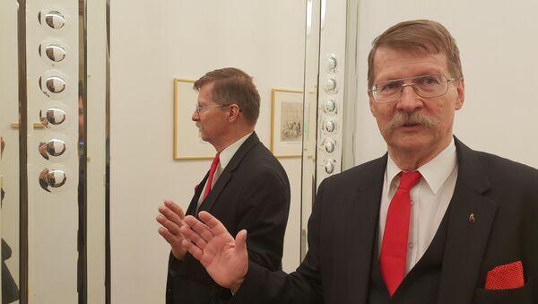 Český europoslanec Jaromír Kohlíček - Sputnik Česká republika