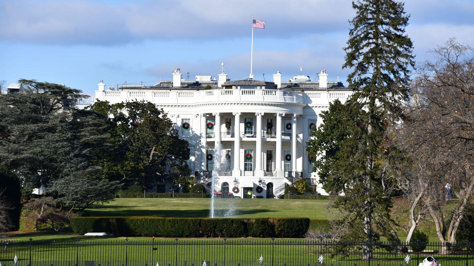 Bílý dům ve Washingtonu - Sputnik Česká republika, 1920, 08.05.2021