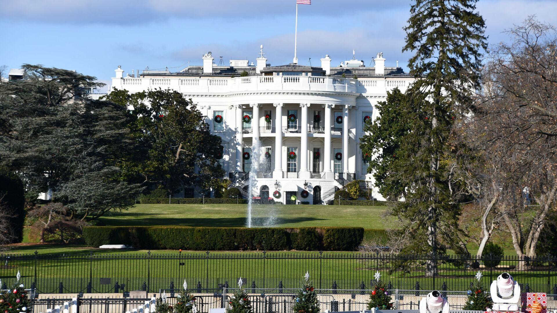 Bílý dům ve Washingtonu - Sputnik Česká republika, 1920, 09.08.2021