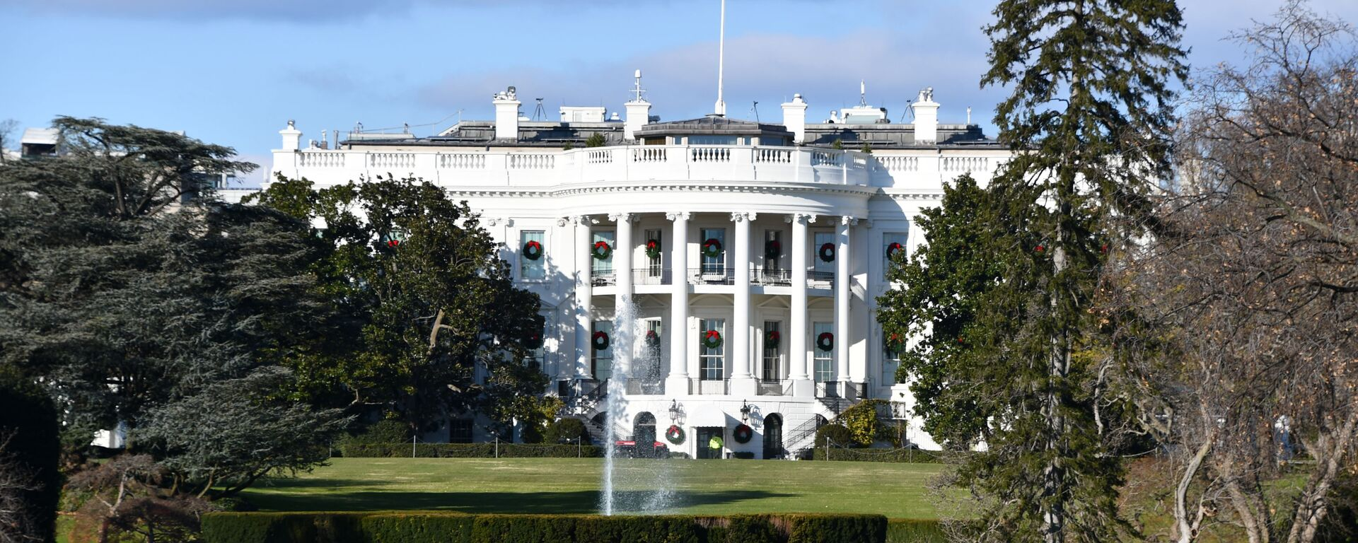 Bílý dům ve Washingtonu - Sputnik Česká republika, 1920, 20.06.2021