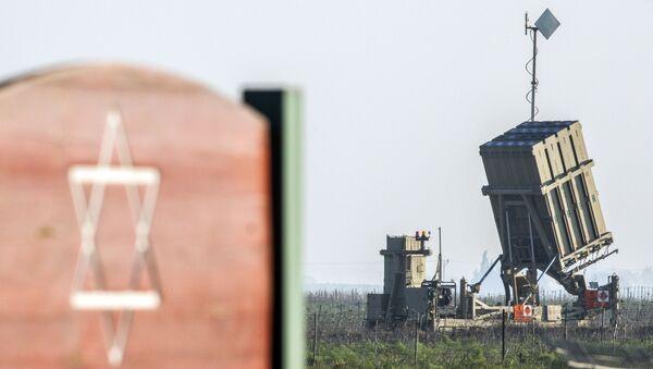 Systém protivzdušné obrany Železná kupole - Sputnik Česká republika