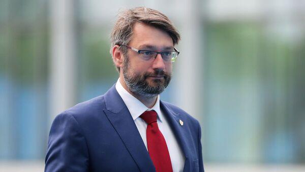 Náměstek ministra obrany Jakub Landovský  - Sputnik Česká republika