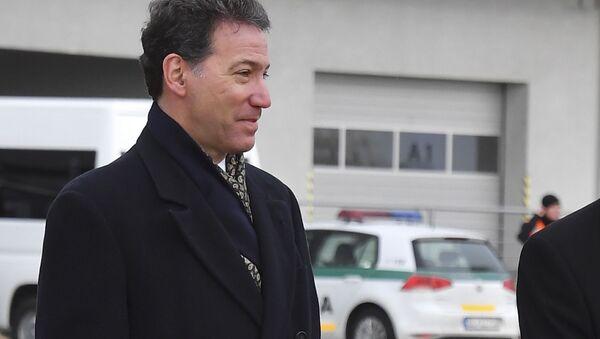 Americký velvyslanec na Slovensku Adam Sterling - Sputnik Česká republika