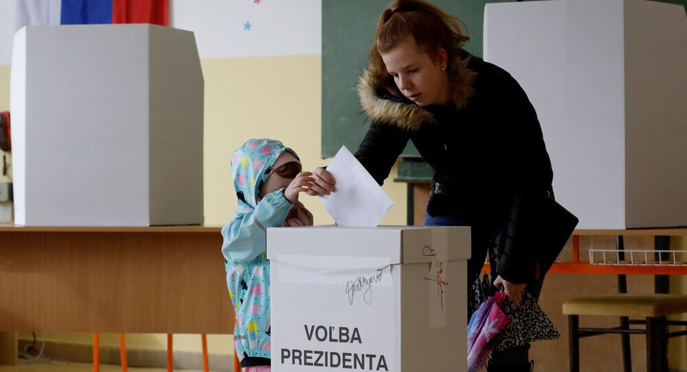 Volby prezidenta na Slovensku