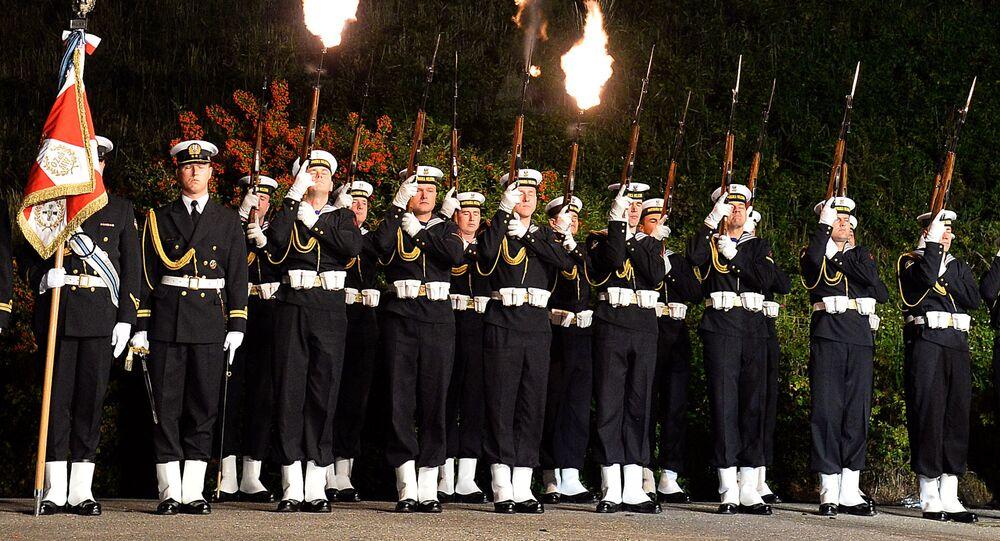 Slavnostní akce věnovaná 75. výročí začátku 2. světové války