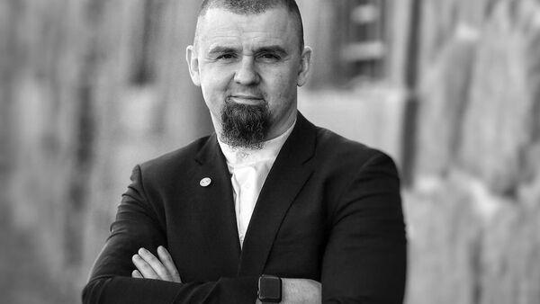 Právník Leonid Kušnarenko, předseda pražské muslimské obce - Sputnik Česká republika