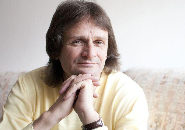 Proděkan VŠE v Praze Miroslav Ševčík