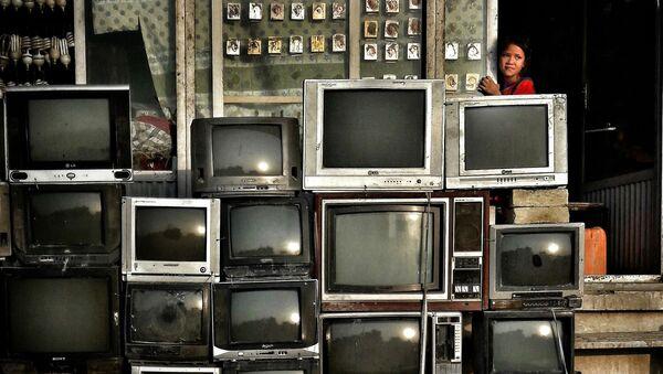 Televizory v Afghánistánu - Sputnik Česká republika