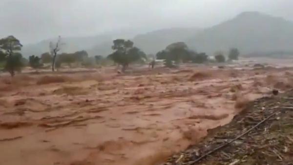 Ničivá síla uragánu. V Zimbabwe 98 mrtvých a 217 lidí beze stopy zmizelo (VIDEO) - Sputnik Česká republika