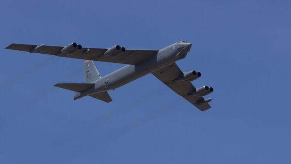 Boeing B-52 Stratofortress  - Sputnik Česká republika