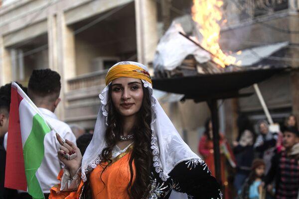 Starobylý svátek jara a slunce! Jak různé národy oslavují Nourúz - Sputnik Česká republika