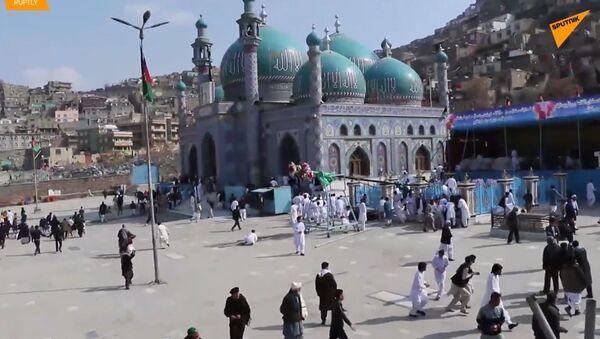 V Kábulu v Afghánistánu výbuchy během novoročního festival zabily nejméně šest lidí   - Sputnik Česká republika