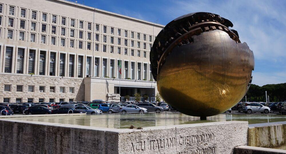 Ministerstvo zahraničí Itálii