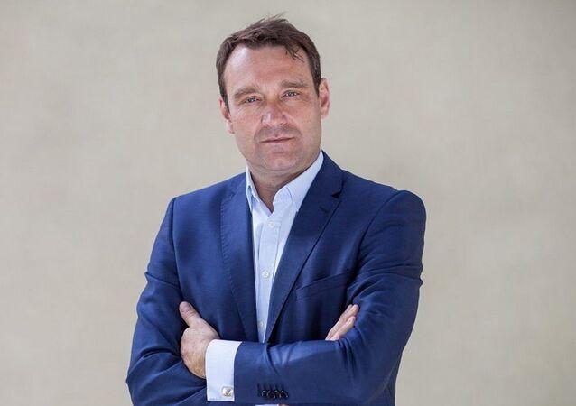 Místopředseda SPD Radim Fiala