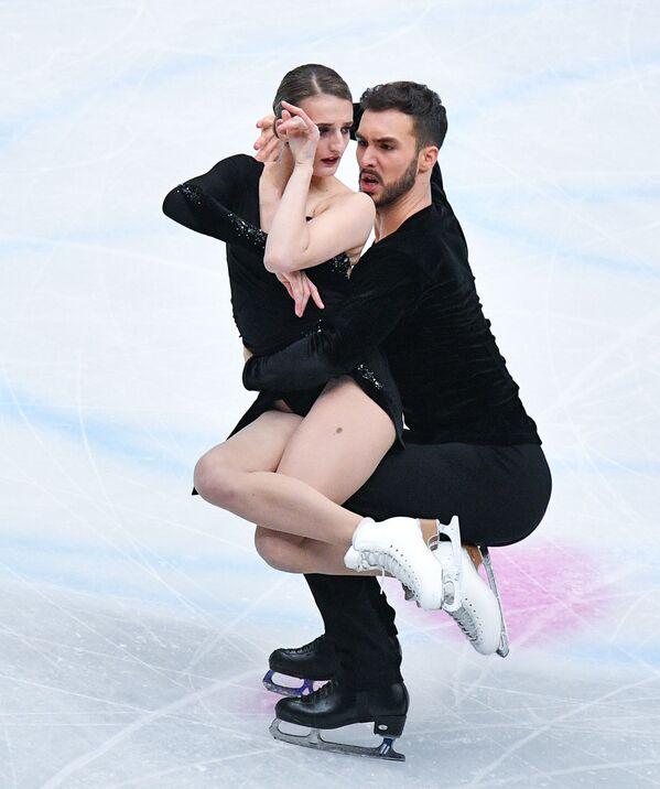 Vášeň na ledu: Fotografie plné emocí z MS v krasobruslení 2019 - Sputnik Česká republika
