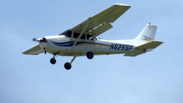 Letadlo Cessna 172. Ilustrační foto - Sputnik Česká republika