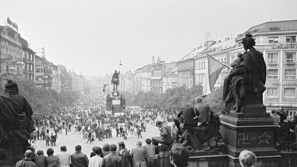 Pražské jaro - Sputnik Česká republika
