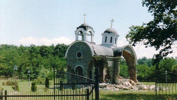 Kosovo - Sputnik Česká republika