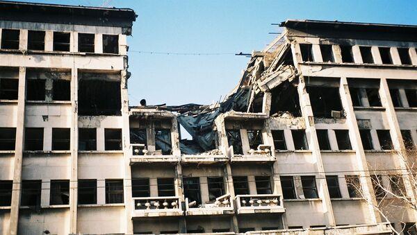 Bombardování Jugoslavie - Sputnik Česká republika