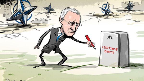 Oprávněné vraždy NATO - Sputnik Česká republika