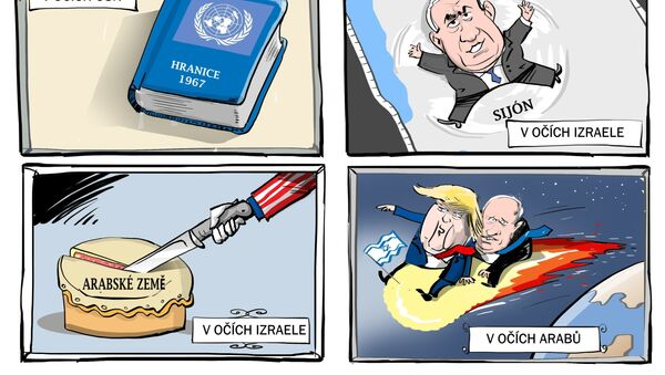Sýrie navrhla vyřešit krizi na Blízkém východě - Sputnik Česká republika