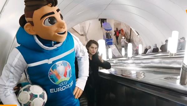 Talisman mistrovství Evropy 2020 - Sputnik Česká republika